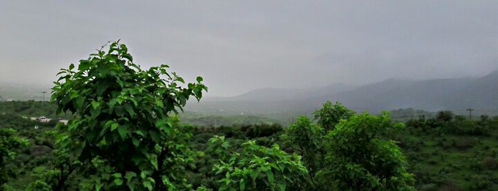 جبل آتين is one of Salalah.