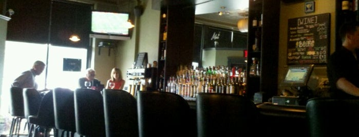Moe's Restaurant is one of สถานที่ที่ Anne ถูกใจ.