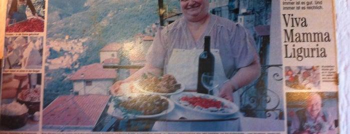 Osteria Del Portico is one of Maurizio 님이 좋아한 장소.