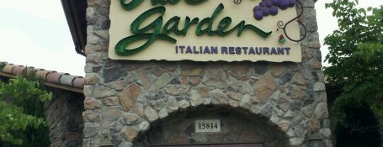 Olive Garden is one of Kim's Liked Places.