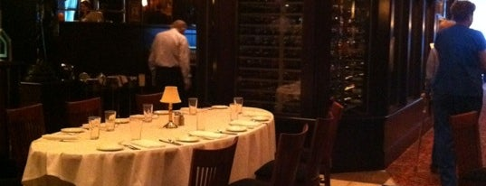 The Capital Grille is one of Miami.