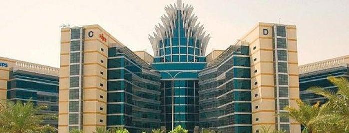Dubai Silicon Oasis HQ is one of Lieux qui ont plu à Berkay.