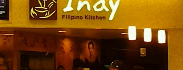 Inay Filipino Kitchen is one of sf food.