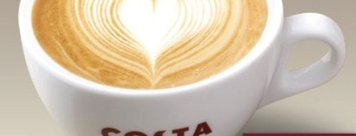Costa Coffee is one of Ines : понравившиеся места.