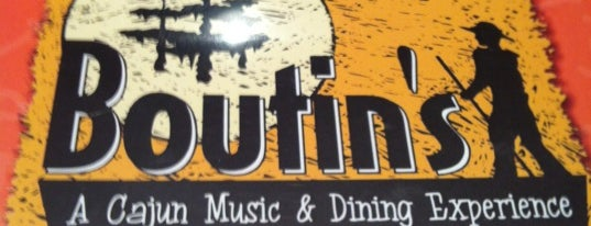 Boutin's Cajun Restaurant is one of Someday when traveling.