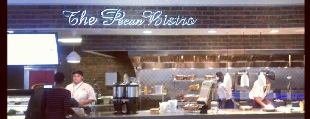 The Pecan Bistro is one of Misc.