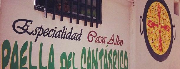 Casa Albo is one of Tempat yang Disimpan Balboas.