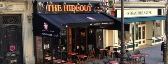 The Hideout is one of Matthew's Liked Places.