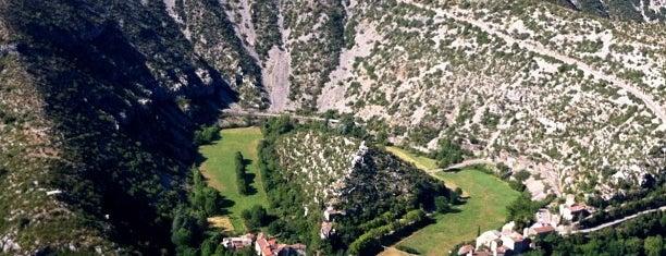 Cirque de Navacelles is one of Mes endroits préférés.