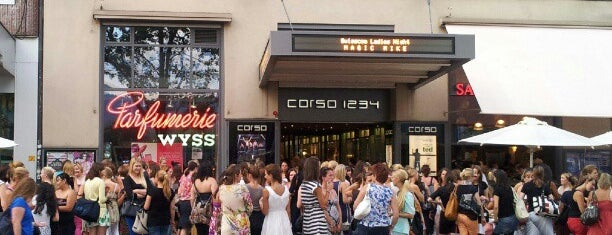 Corso Cinema is one of Zurich.