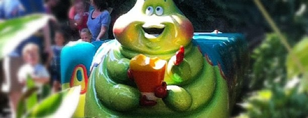 Heimlich's Chew Chew Train is one of Aljonさんのお気に入りスポット.