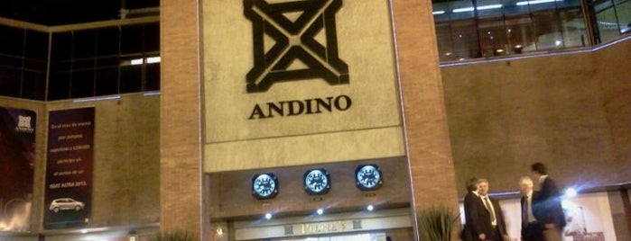 Centro Comercial Andino is one of Colômbia.