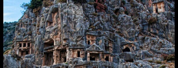 Myra Antik Kenti is one of ANCIENT LOCATIONS IN TURKEY.
