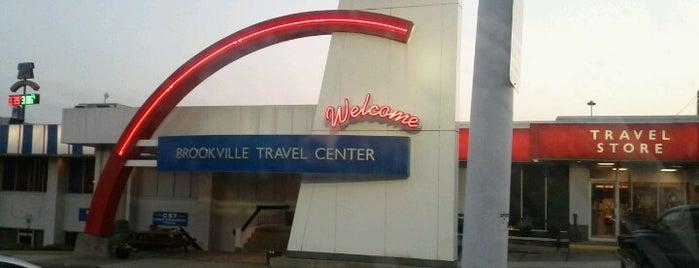 TravelCenters of America is one of Posti che sono piaciuti a Nik.
