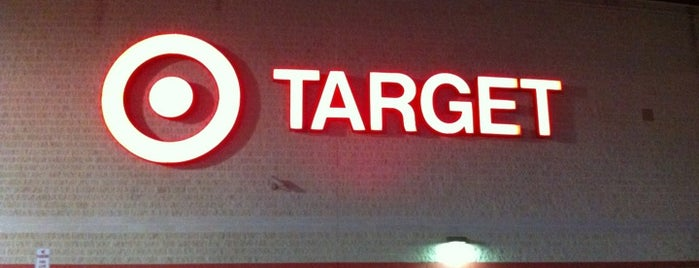 Target is one of Mikeさんのお気に入りスポット.