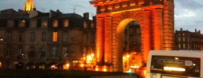 Porte de Bourgogne is one of Bordeaux.
