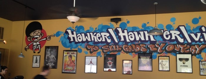 Hawker Fare is one of East Bay.