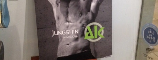Jungshin Fitness at SportsClub/LA is one of Best places in San Francisco, CA.