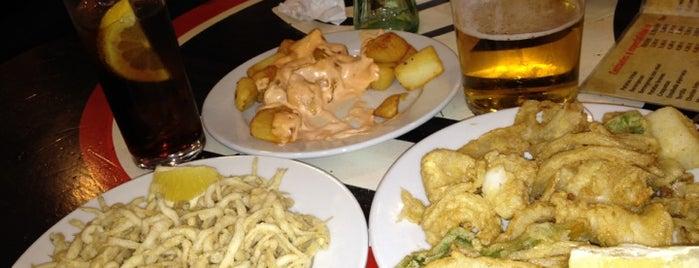 Pepa y Pepe II is one of Sol, playa y buenos restaurantes (Málaga).