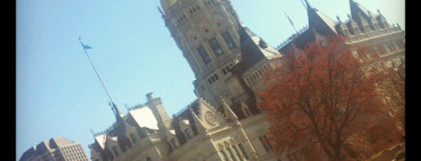 Connecticut State Capitol is one of The Crowe Footsteps.