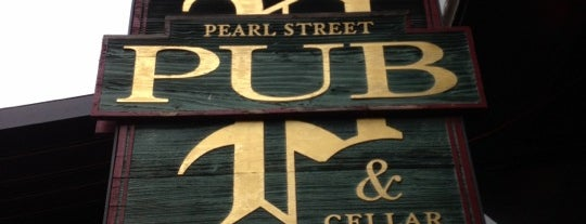 Pearl Street Pub & Cellar is one of Best 4sq Tips.