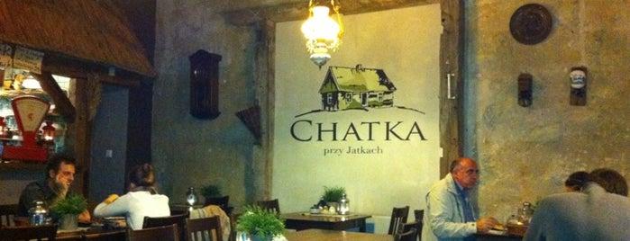 Chatka przy Jatkach is one of Wroclaw City Guide.