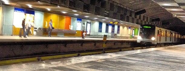 Oslo Metro stations