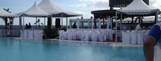 Ocean Club is one of Tempat yang Disukai Natia.