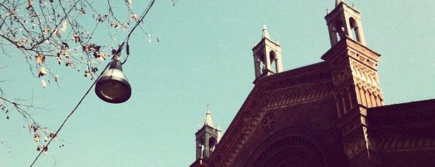 Chiesa di San Marco is one of 101Cose da fare a Milano almeno 1 volta nella vita.