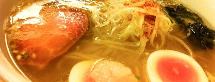 Hirugao is one of ラーメン☆つけ麺.