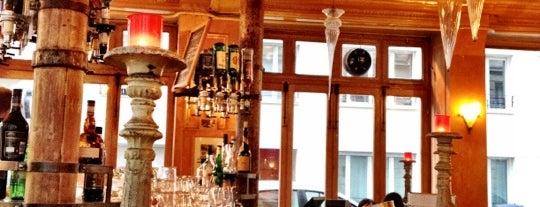 Le Pure Café is one of Paris.