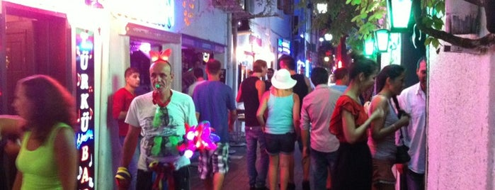 Marmaris Barlar Sokağı is one of Marmaris Nightlife and Places to Hang Out.