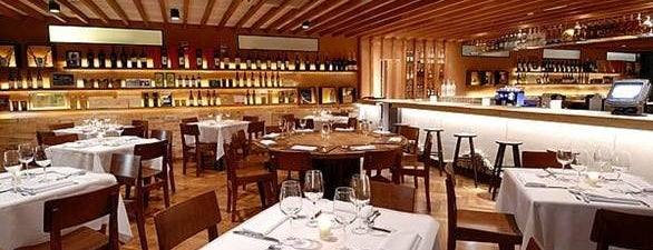 Serafina is one of Restaurantes fit.