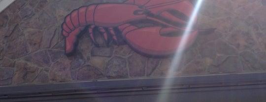Red Lobster is one of Orte, die Sonny gefallen.