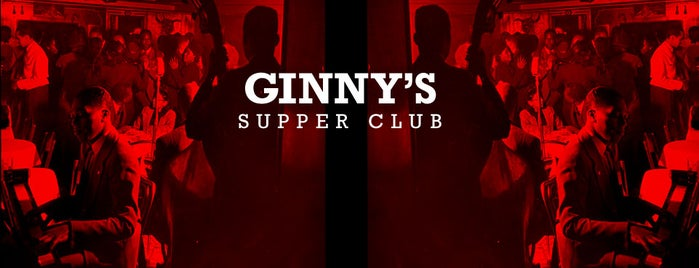 Ginny's Supper Club is one of ZEN's SHOW-Stoppers 📽🎭🎶🎪.