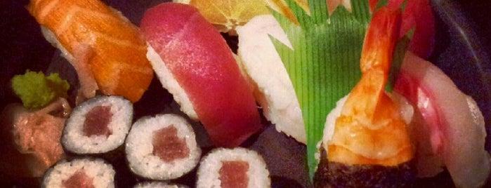 You Sushi is one of Lugares guardados de Wabi Sabi.