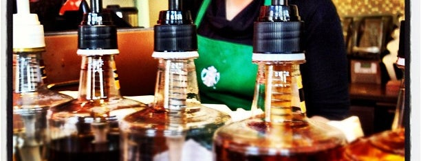 Starbucks is one of Baltimore's Best Coffee - 2013.