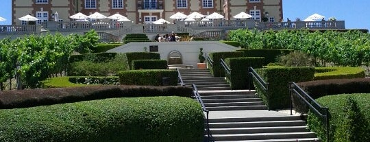 Domaine Carneros is one of Weekend in Napa / Sonoma.