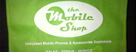 The Mobile Shop is one of Traeさんのお気に入りスポット.