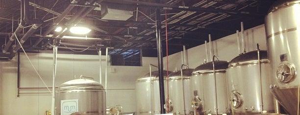 Deep Ellum Brewing Company is one of Dallas Observer 10X.