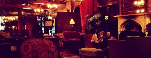 The Bowery Hotel is one of NYC Favourites.