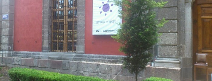 Centro de la Imagen is one of Galerías y Museos @ DF.