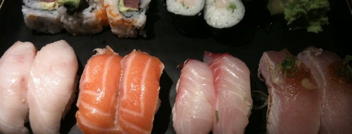 Sushi Groove is one of Our Favorite Restaurants.