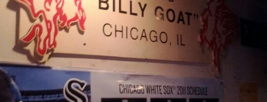 Billy Goat Tavern & Grill is one of Best Food in Chicago.