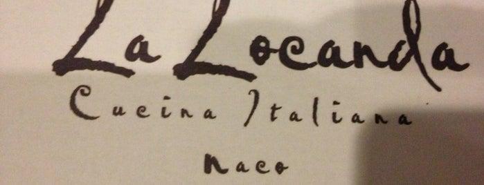La Locanda is one of Tempat yang Disukai Claudio.