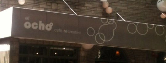 El Ocho Café Recreativo is one of Por hacer en DF.
