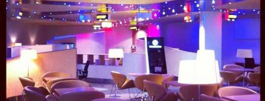 Business Class Jazz Lounge is one of Airports.
