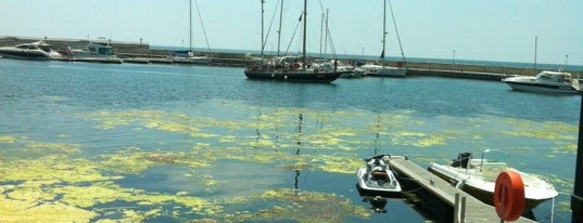 Balchik Marina is one of Bulgaria Seaside Gems.