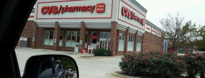 CVS pharmacy is one of favorites 1.