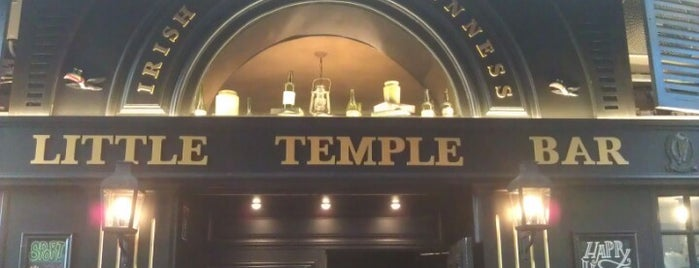 Little Temple Bar is one of Beer Map.